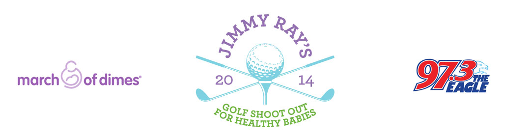 Jimmy Ray Golf Shootout for March of Dimes · September 8, 2014